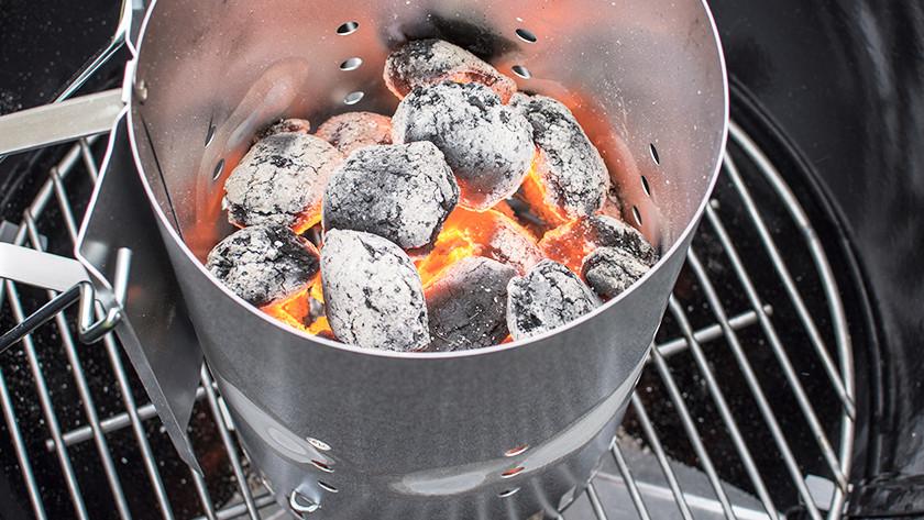 LAAT DE SHOW, DOE HET SLOW tijdens het barbecueën!