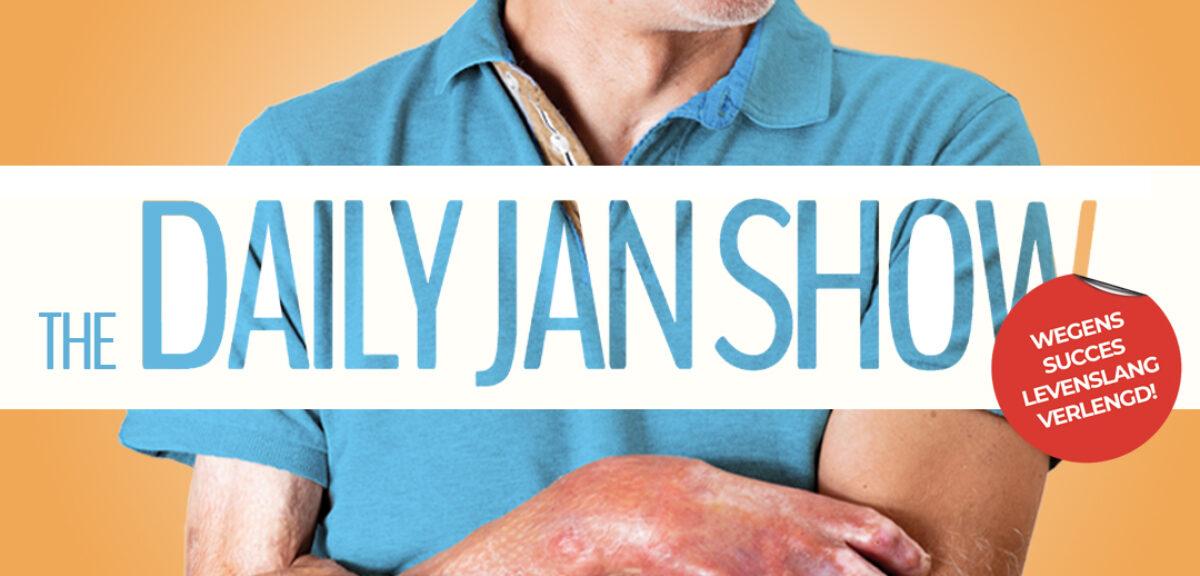 De Standaard Solidariteitsprijs 2020 – The Daily Jan Show