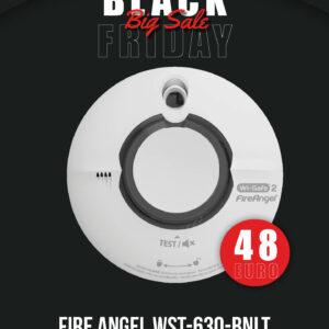 Rookmelder draadloos WST-630-BNLT