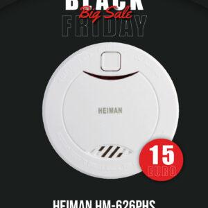 Heiman rookmelder HM-626PHS