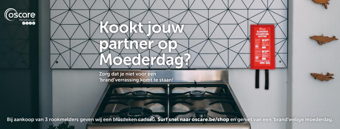 Kookt jouw partner op Moederdag?